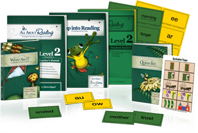 All About Reading Level 2 Materials