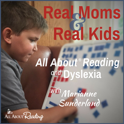 All About Reading and Dyslexia