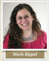 Curriculum developer Marie Rippel